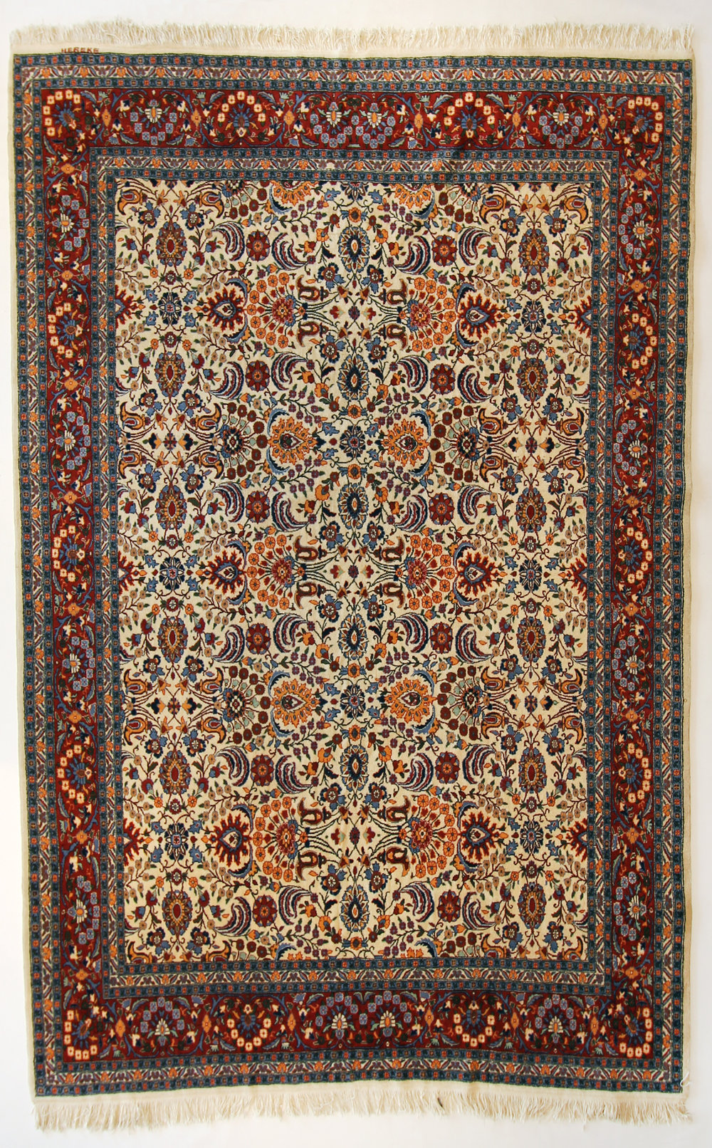 35 Hereke, Turkey, circa 1950, 7'1''x10'10''