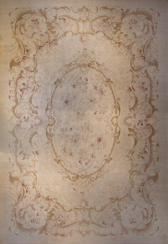 540 Aubusson, France, circa 1860, 11'x14'6''