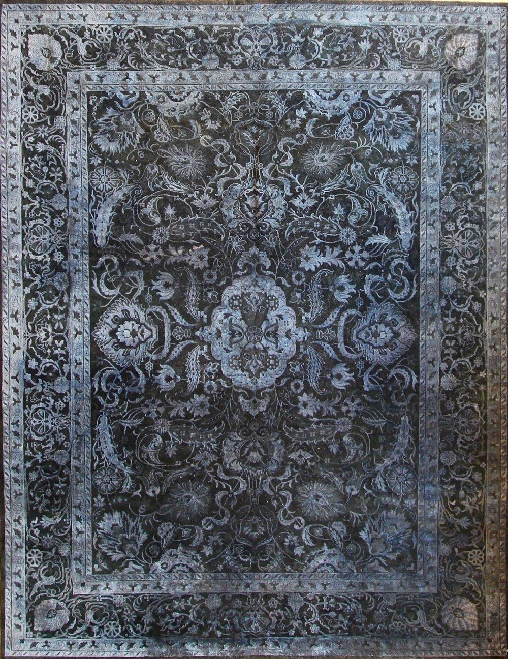 """350 Silk Jaipur 8'8"""" x 11'3"""""""