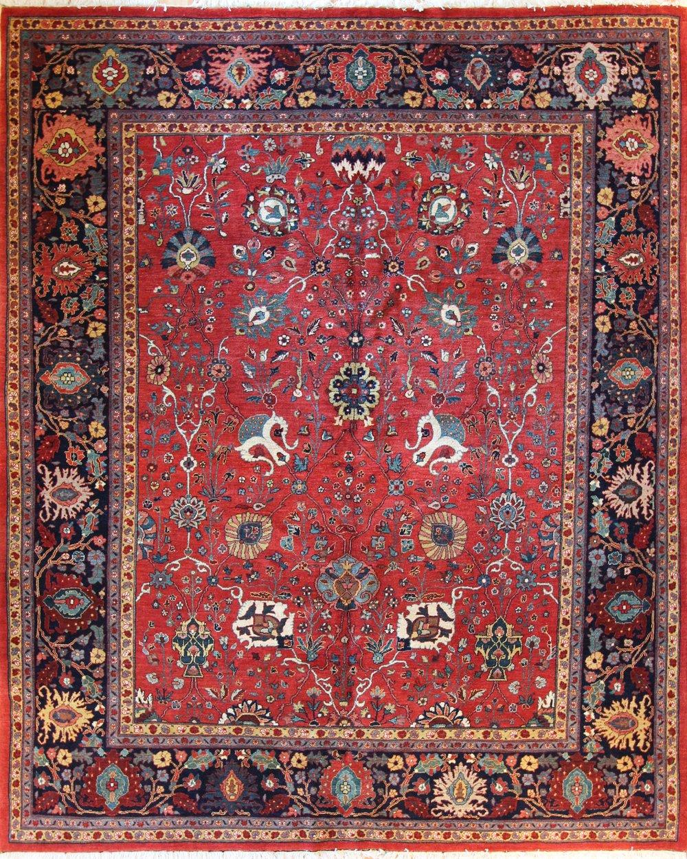 """891 Bidjar Persian 8'3""""x9'10"""""""