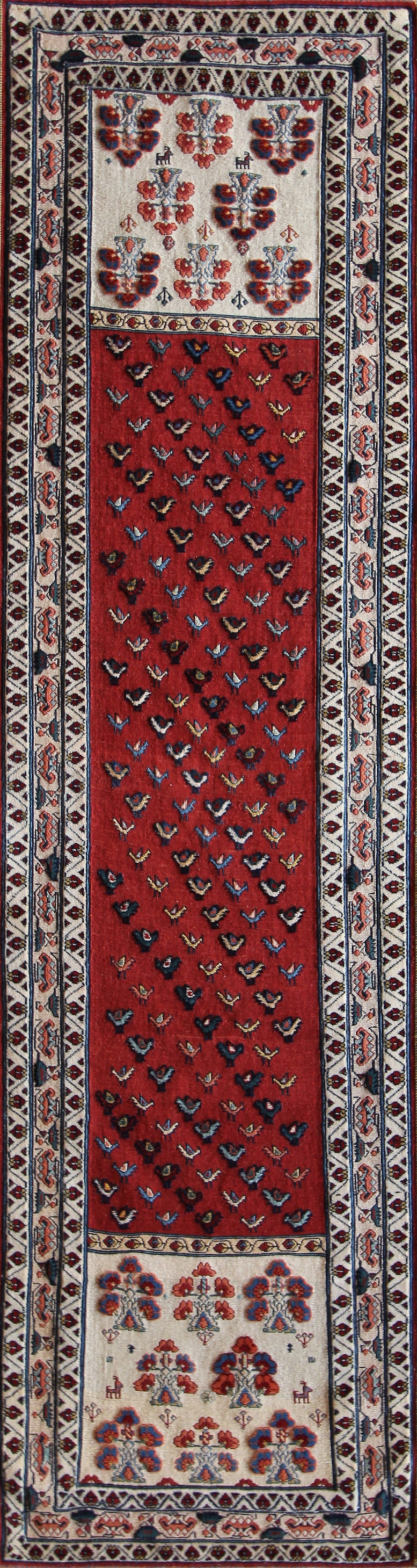 "723 Balouch Soumac, Iran, 2'8""x9'9"""