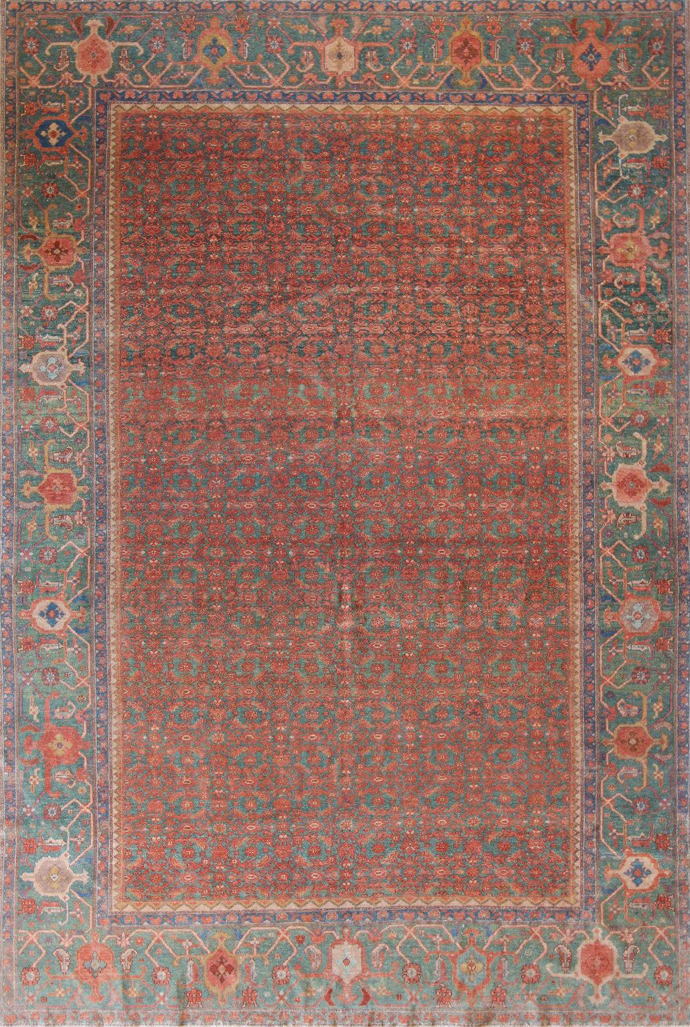 226 Baran, Turkey, 6'3''x9'6''