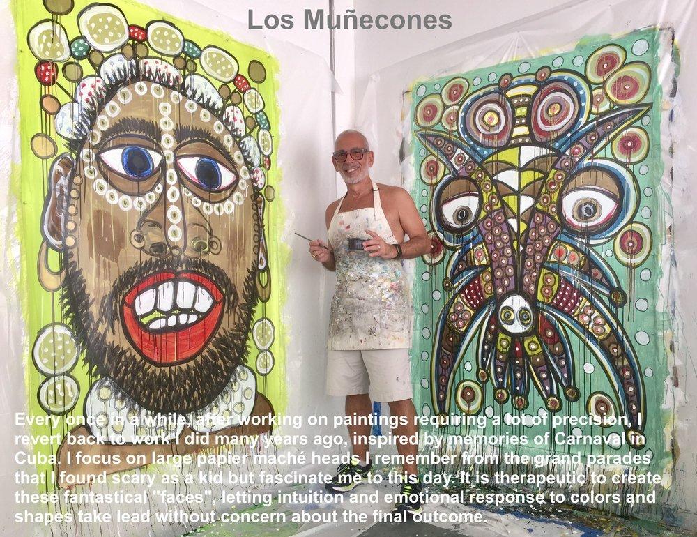 Los Muñecones