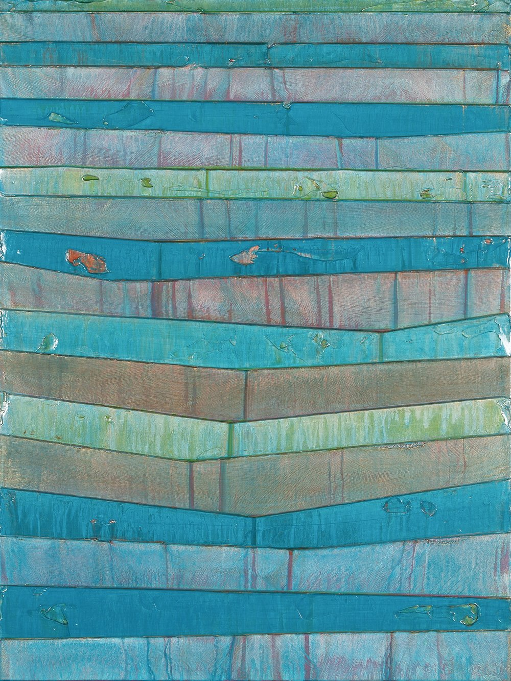Aquamarine 1 (left panel)