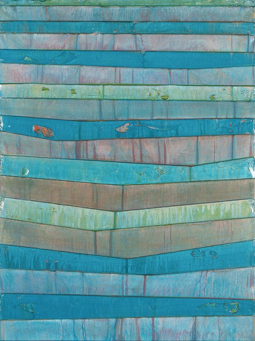 Aquamarine 1 (left panel)