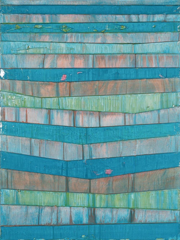 Aquamarine 2 (right panel)