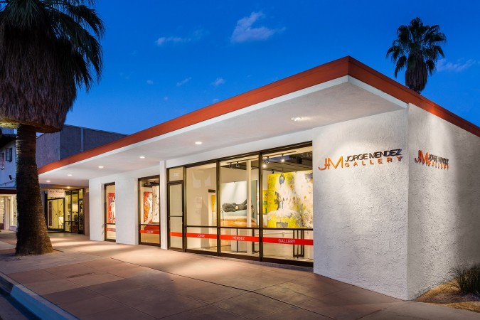 Jorge Mendez Gallery 756 N. Palm Canyon Drive, Palm Springs, CA 92262 - (760) 656-7454