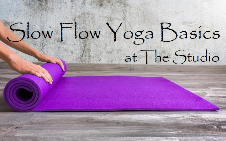 Slow Flow Yoga Basics — One Earth Natural Food Store