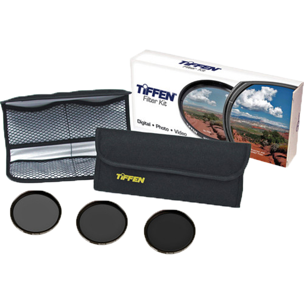 Tiffen 67mm ND Filter Kit