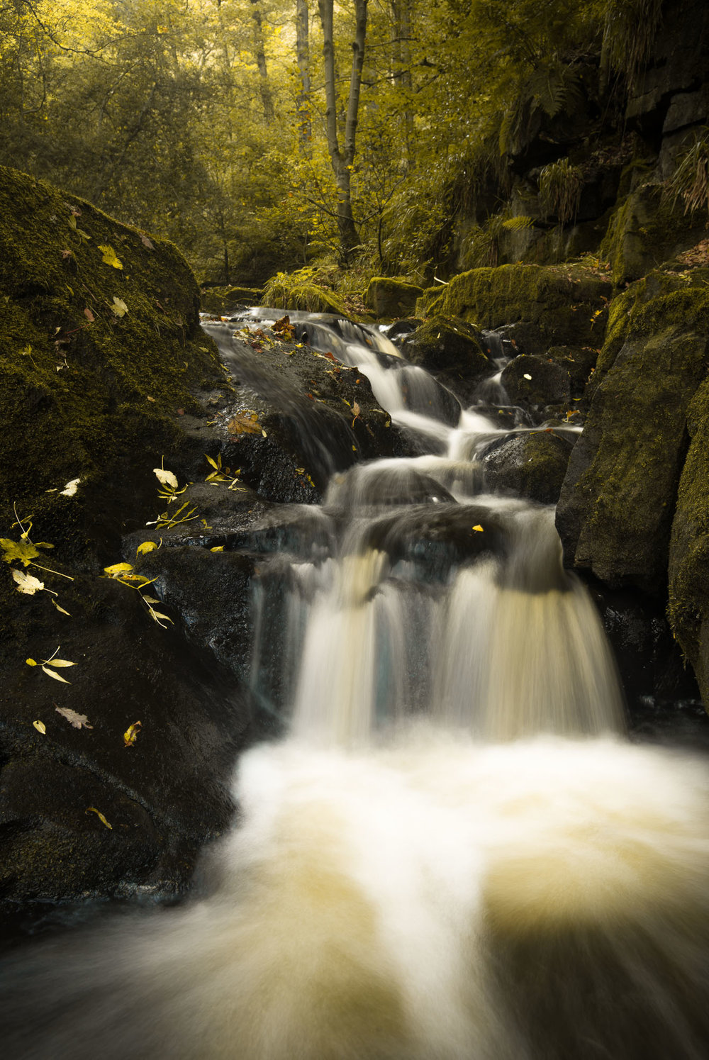 Jumble Clough Waterfall