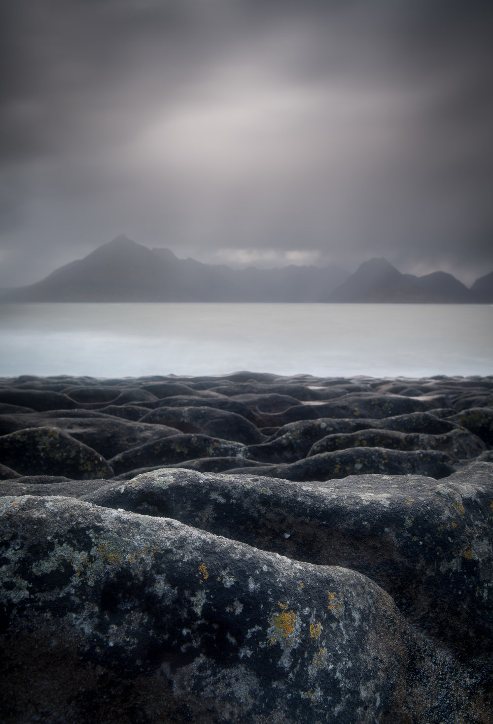 Elgol in Grey