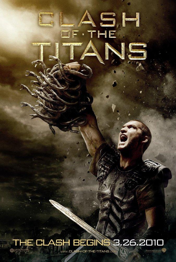 Artwork & details: clash of the titans (2010) | blu-views.