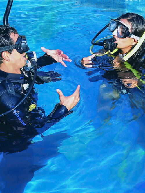 PADI Open Water Certification — Things To Do In Puerto Vallarta ...