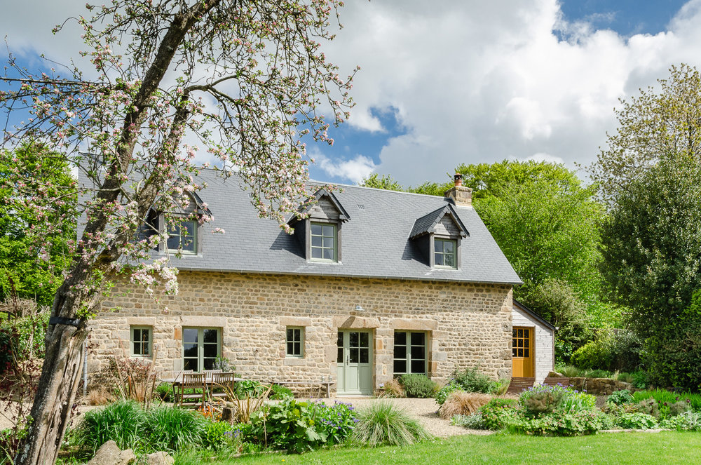 charming cottages in normandy