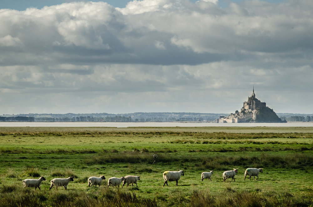 Ontdek werelderfgoed in Normandië