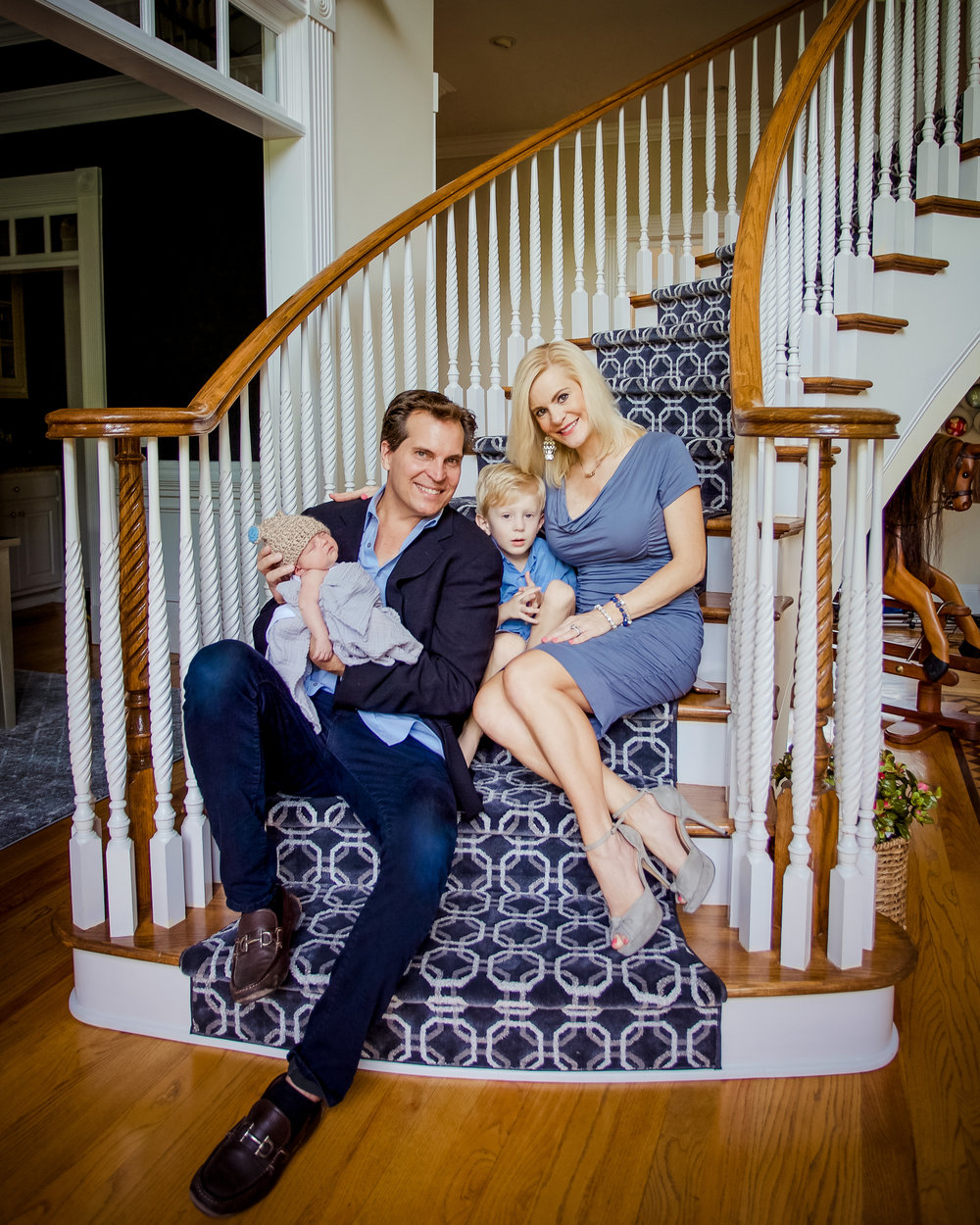 Johns Creek, GA Family portrait photographer