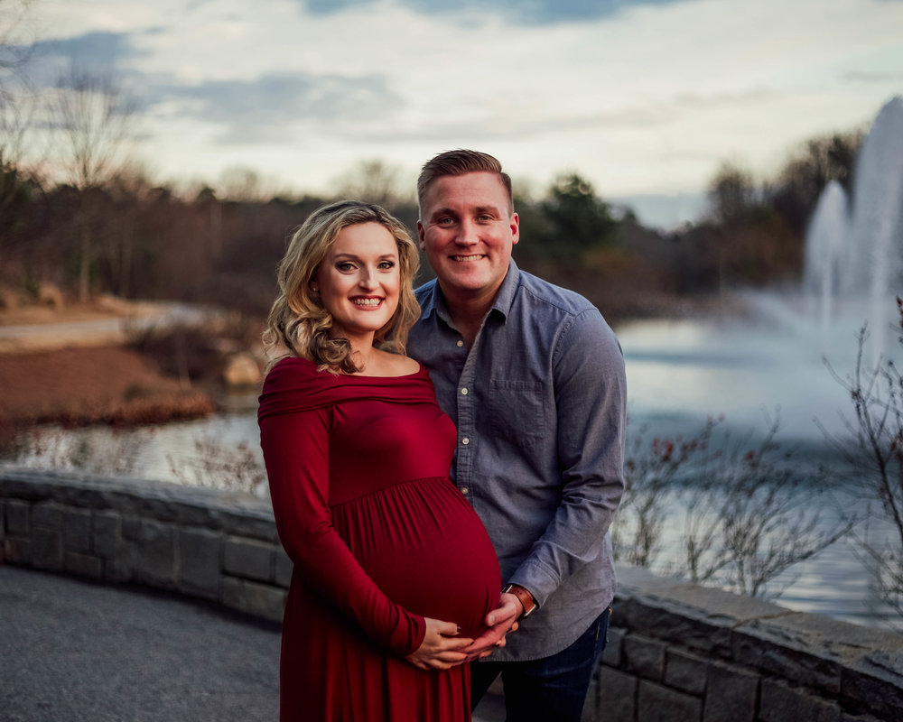 Roswell, GA maternity photographer