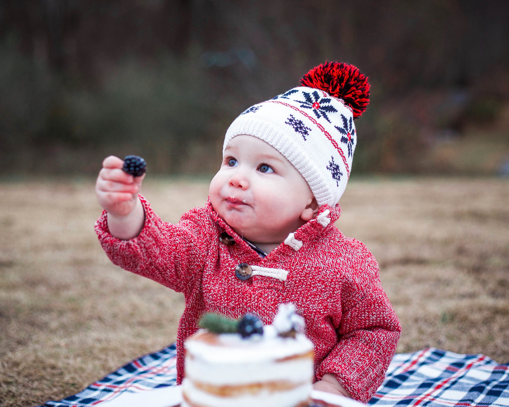 Roswell Cake Smash Photographer