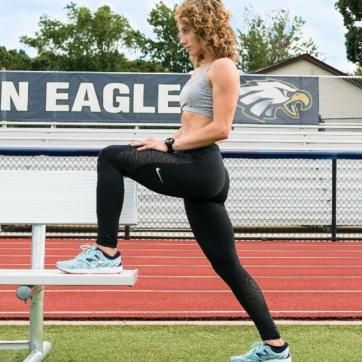 Mary, Athlete -
