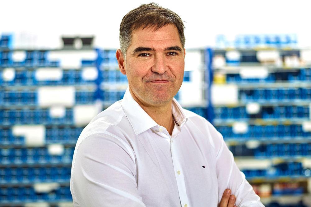 Dr.-Ing. Peter Heiligensetzer, CEO German Bionic