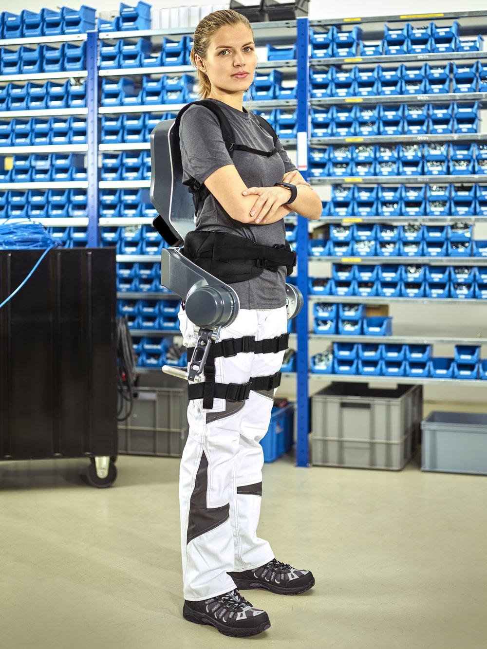German Bionic CRAY X .