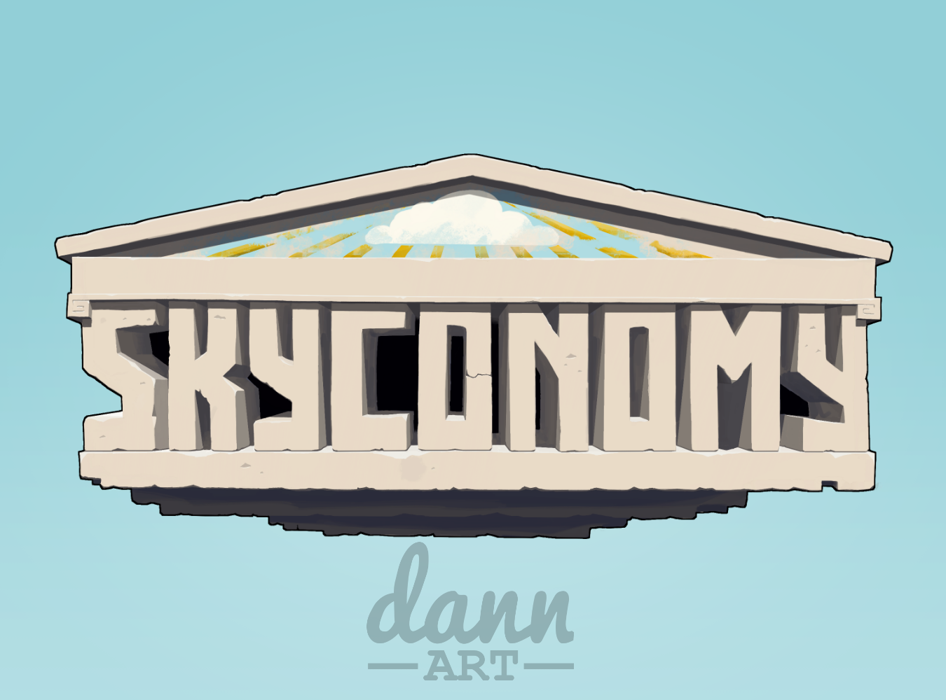Skyconomy Minecraft Server Logo