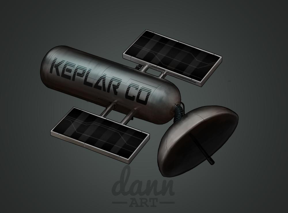 Embrace retrofuturistic design with Keplar Co.