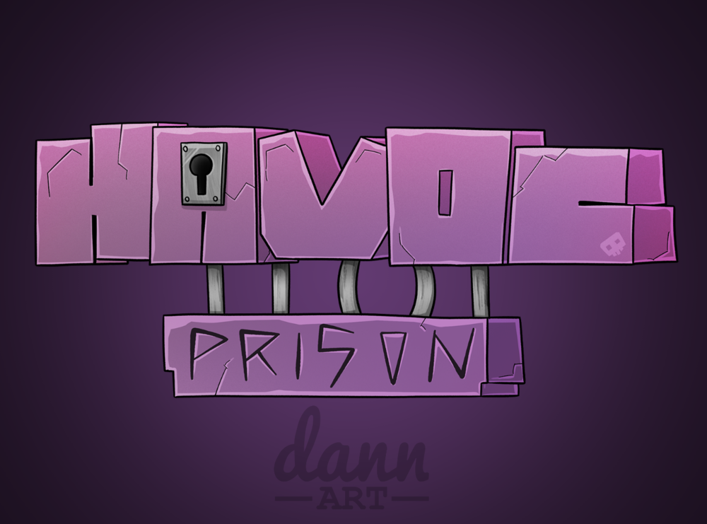 Havoc's logo is a play between bright colours and a dark theme.