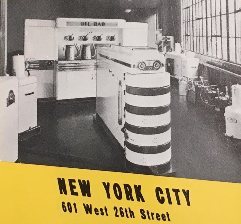 New York City Graco showroom