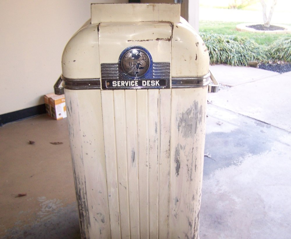 U.S. Compressor Service Desk