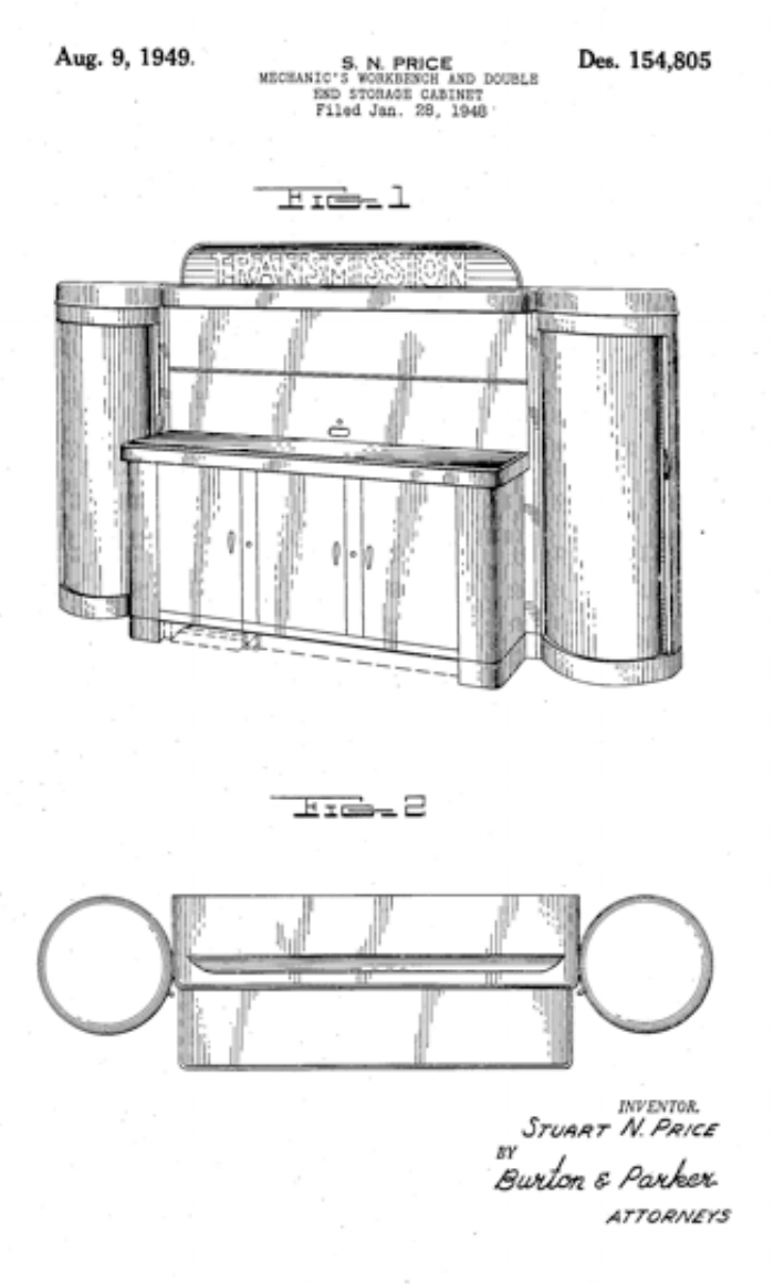 Kent-Moore Patent 1949