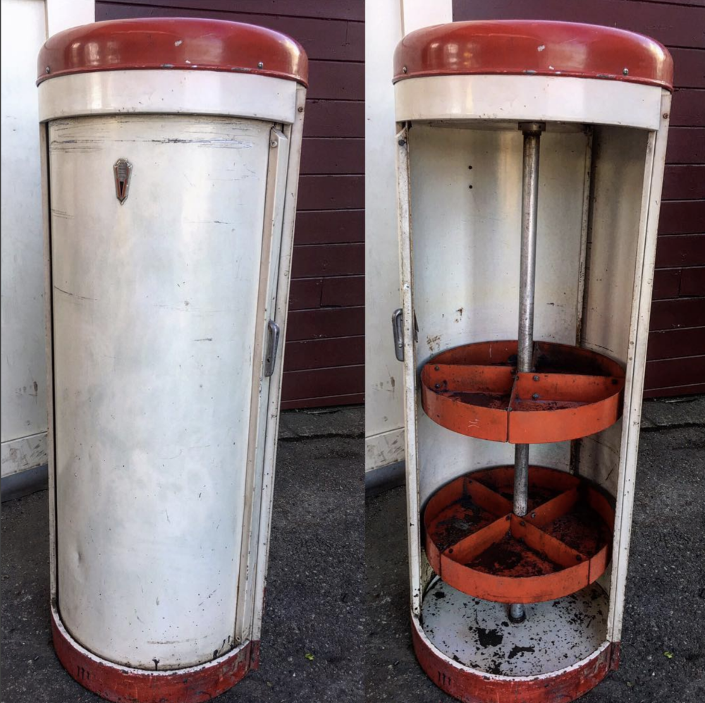 Mono-Turret found in Washington State