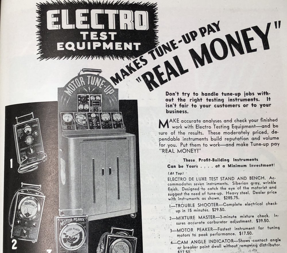 Electro cabinet ad