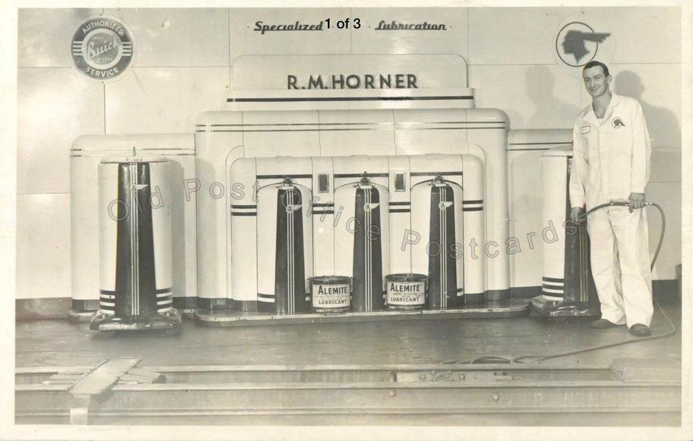 Early 1940's Alemiter & mechanic