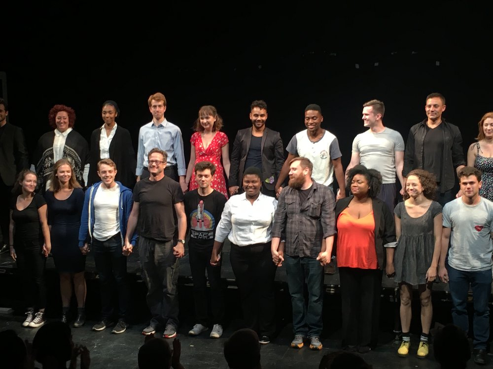 Curtain Call at Steppenwolf Presentation