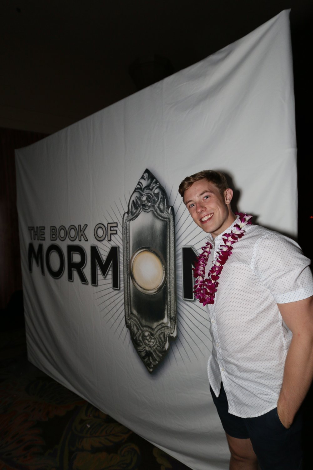 Closing Night of Book of Mormon- Latter Day Tour