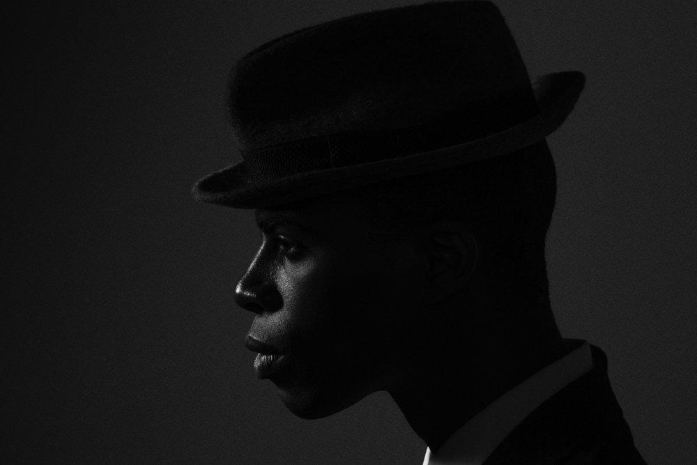 Oheni Morris for Photographing Men.