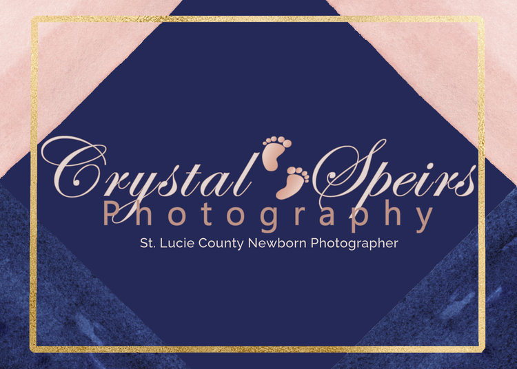 Crystal Speirs Photography- St. Lucie County Newborn Photographer