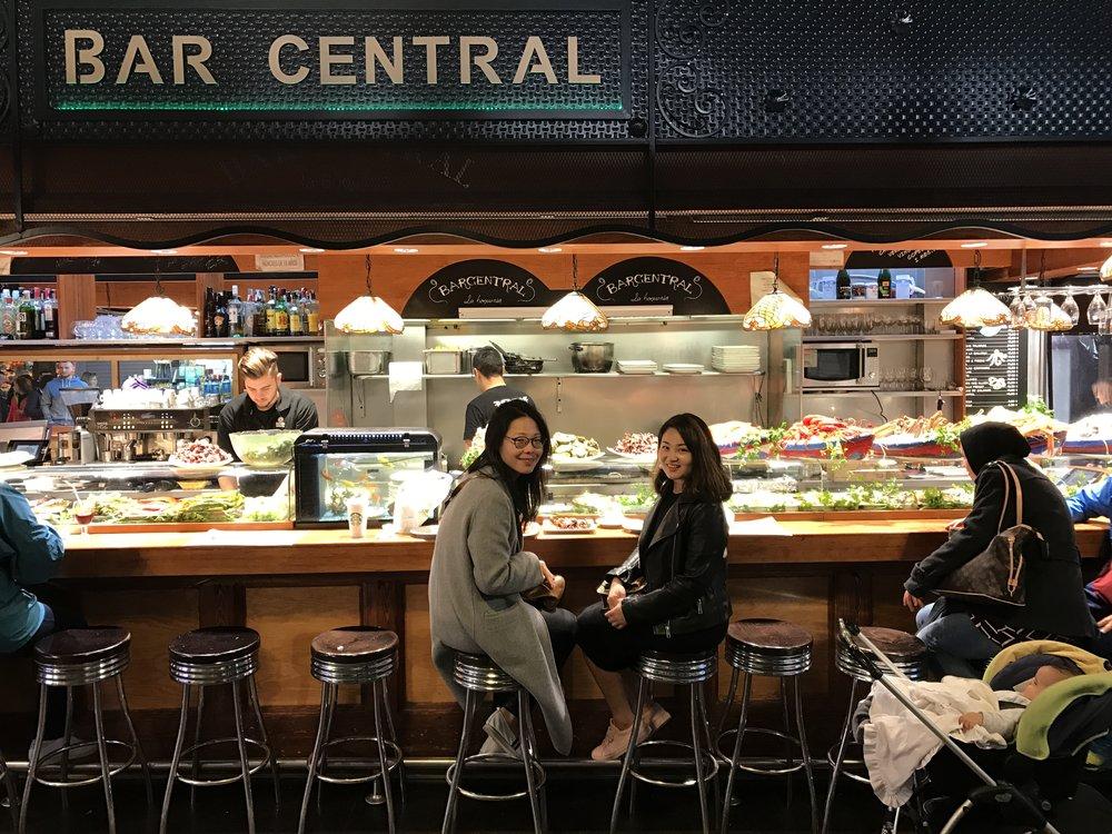At Bar Central