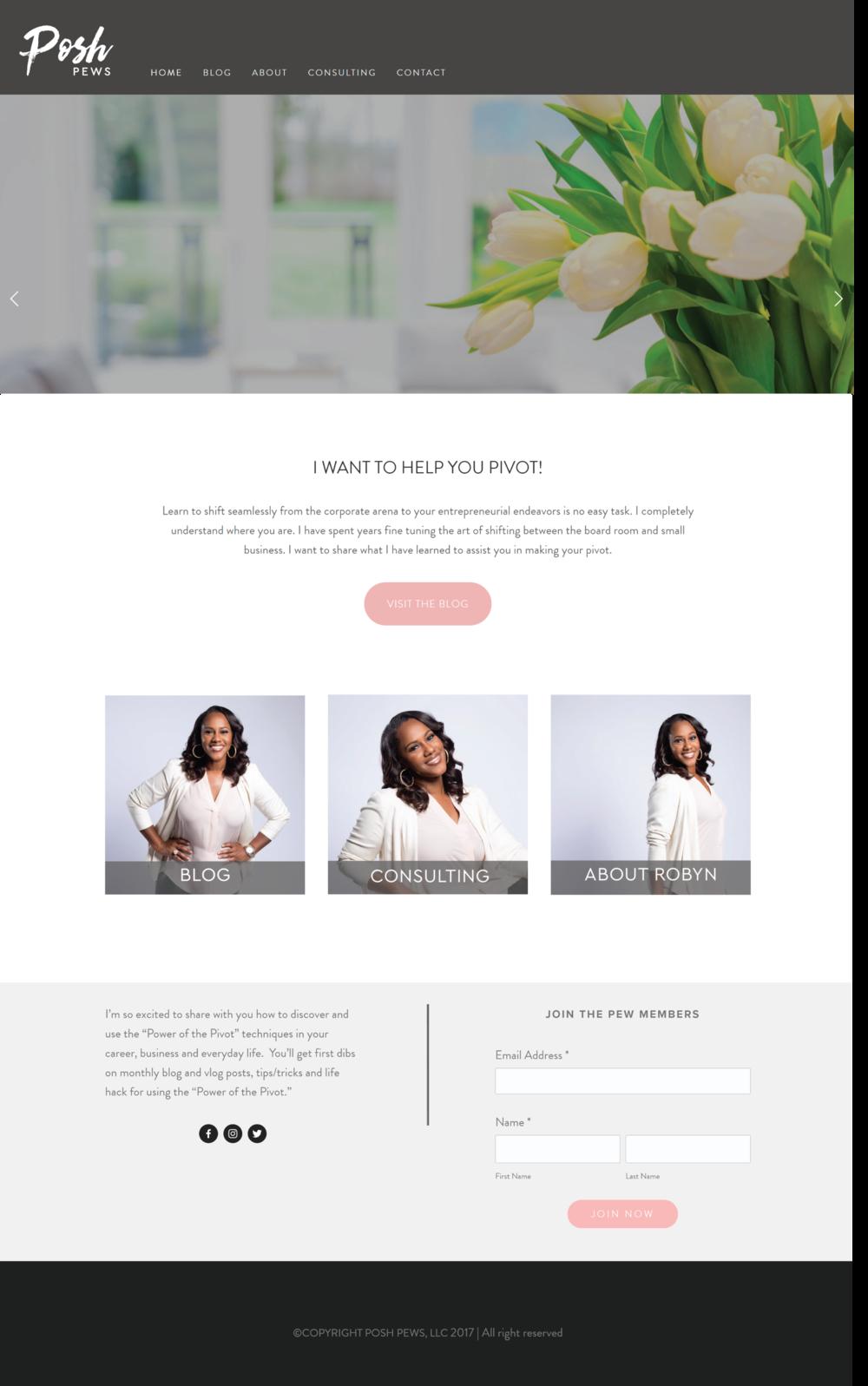 rosereddetc-posh-pews-web-design