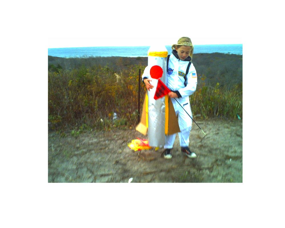 From Me/To Me - Kiki's astronaut