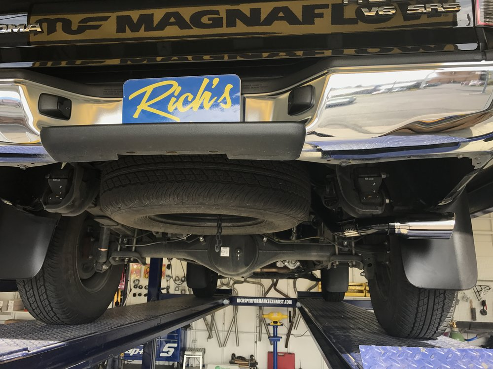 Rich S Custom Exhaust Systems Richs Performance Exhaust