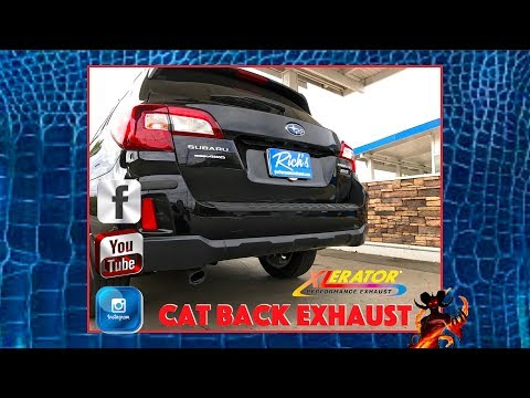 See it & Hear it *Videos (Import cars) — Richs Performance Exhaust