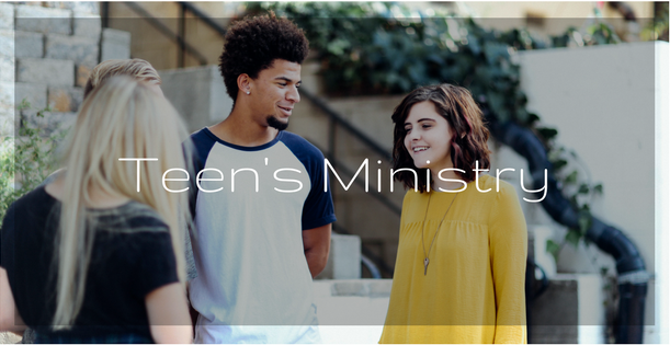 Teen's Ministry