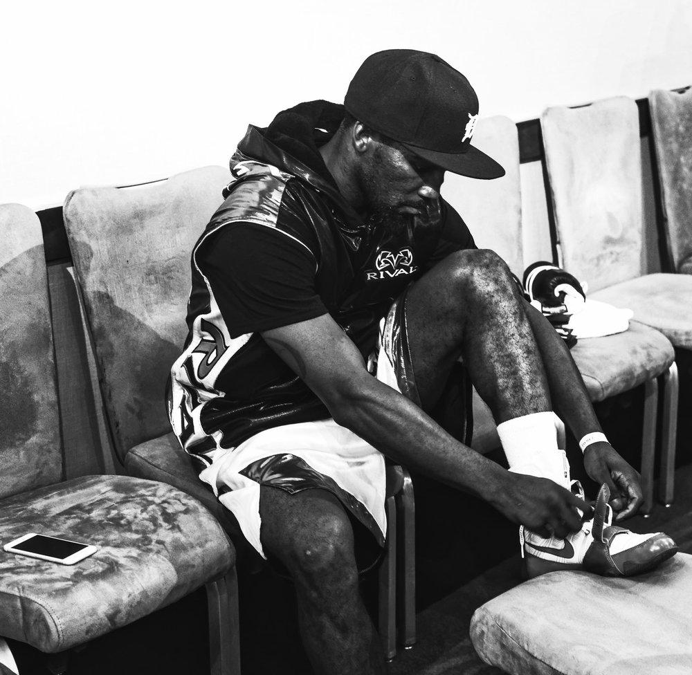 Domonique Dolton Kronk Boxer