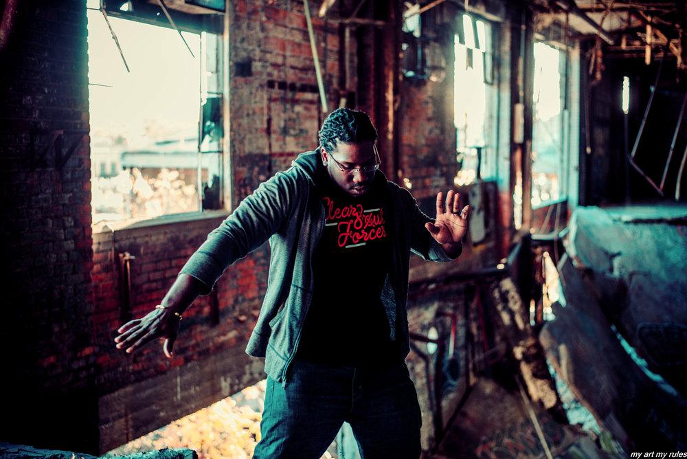 Hip Hop Group  Clear Soul Forces