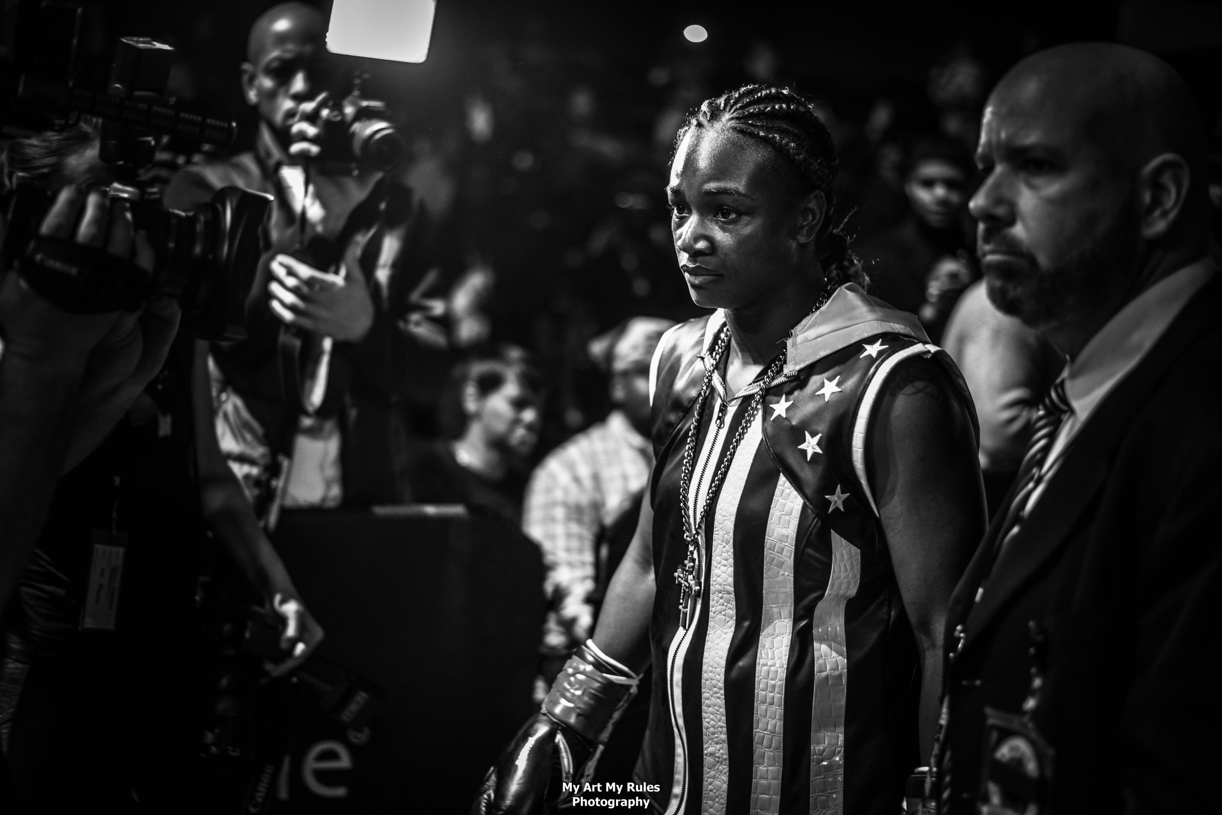Women In Boxing: Against All Odds