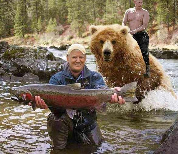 Not Photoshop  __________________ #MAGA #deplorable #trump #deplorables #trump2020 #rightwing #republican #democrat #trump45 #memes #liberals #conservative #triggered #sjw #trump2020 #funny #lol #donaldtrump #politics #liberallogic #savage #news #deplorablemedia #putin #russia #bear  _______________ Partnered with @the_notorious_bigot _______________ Follow our pages DeplorableMedia.com Facebook.com/deplorablemedia Twitter.com/deplorablemedia Minds.com/deplorablemedia