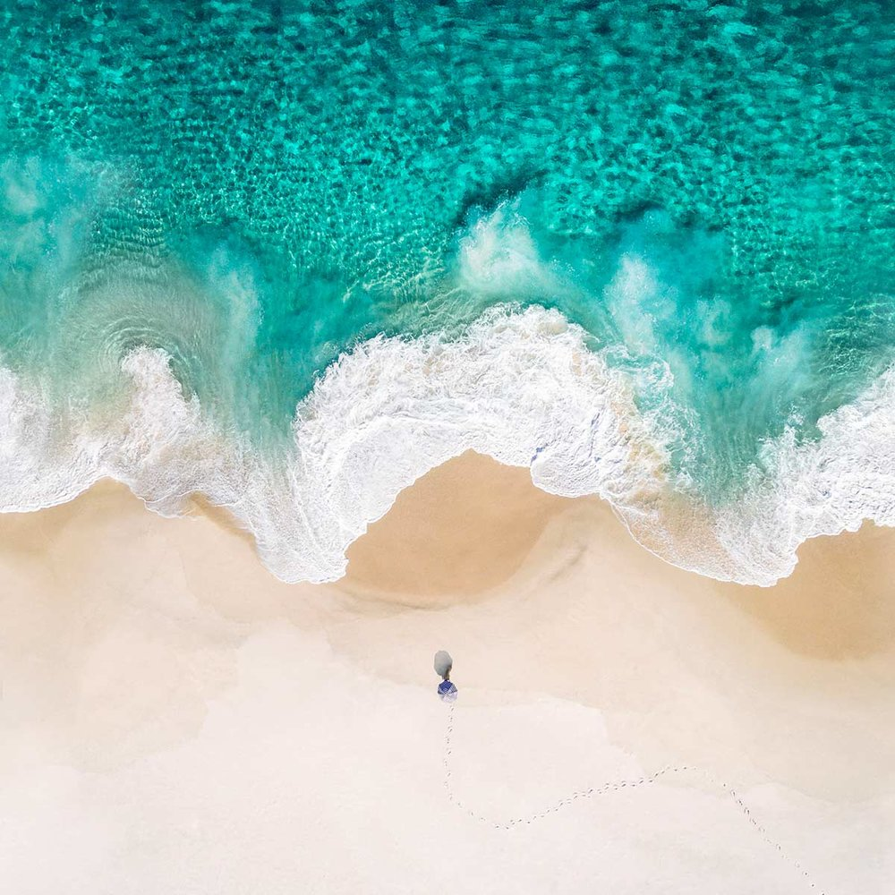 """iPad Pro 12.9"""" Wallpaper #1 'Albany Gold'   Shelley Beach, Albany, Western Australia Photographers: Michael Goetze /Jampal Williamson -  @saltywings    High-res download ( from 10.3.3 beta )"""