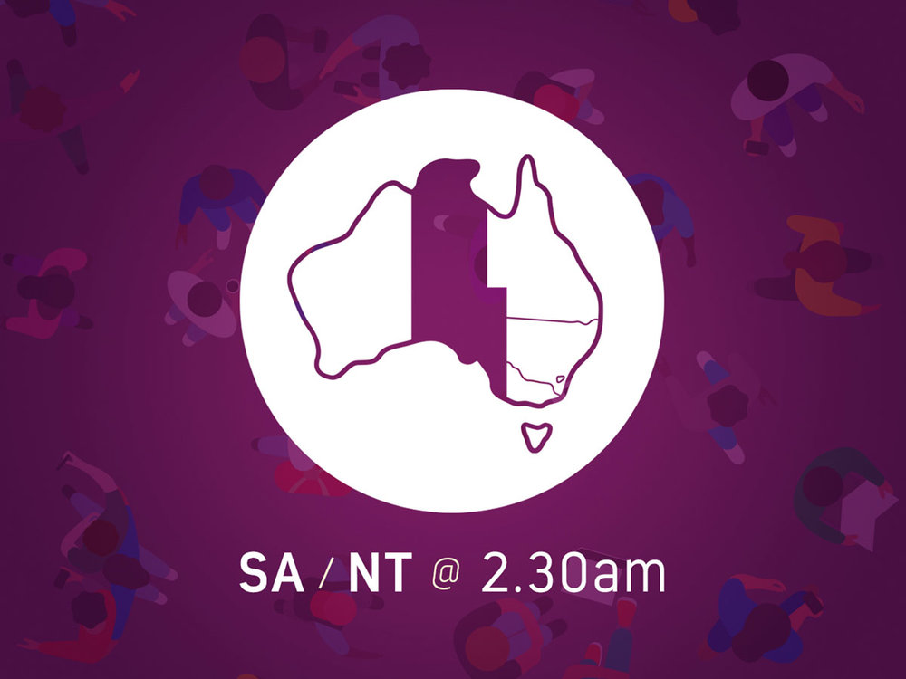 Sa / nt   Tuesday June 6 at 2.30am